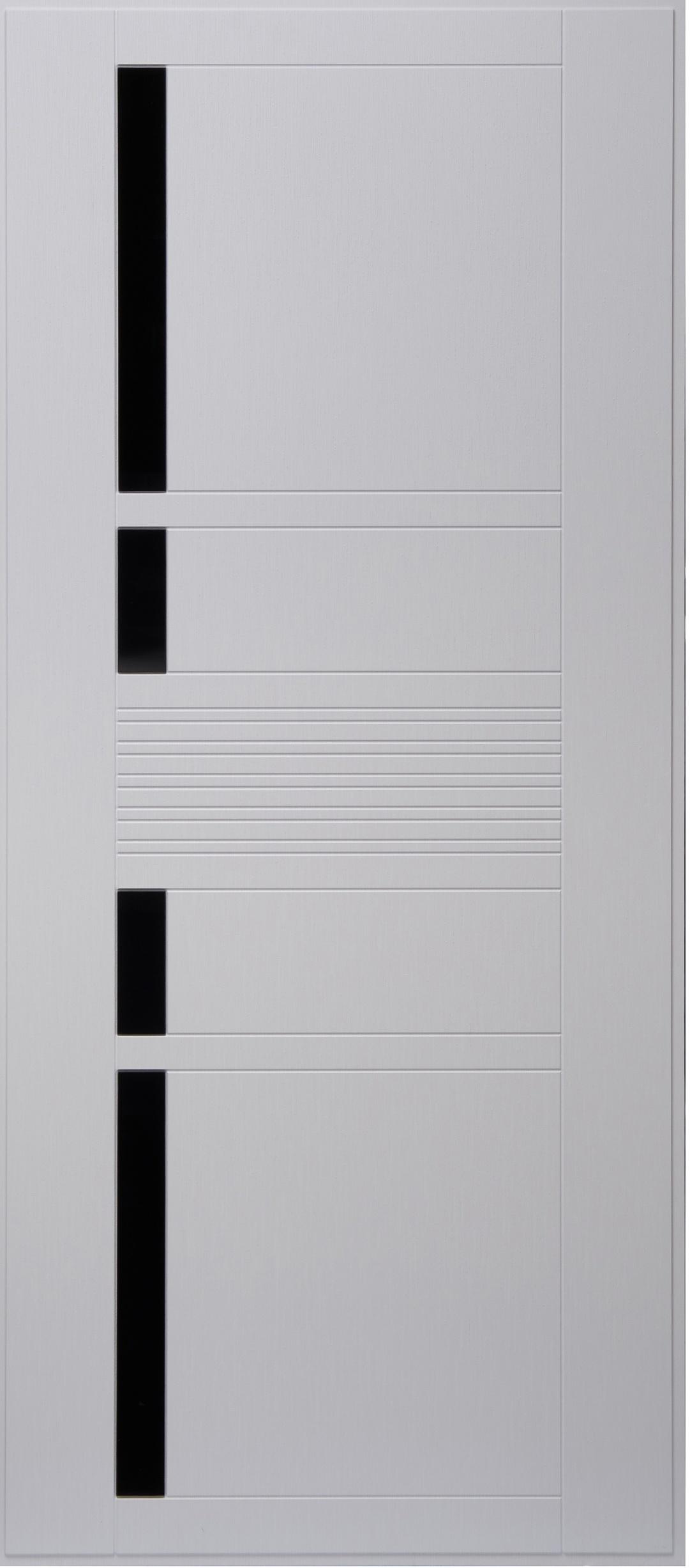 ФЛС-10 скол дуба белый + черная лакобель
